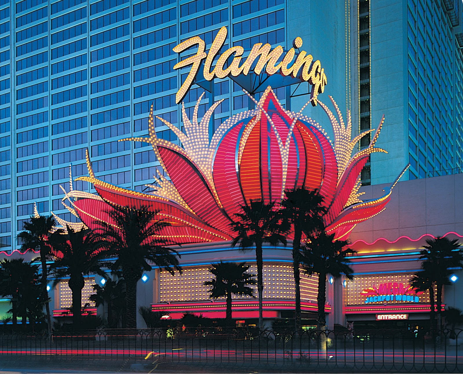 The Flamingo Hilton